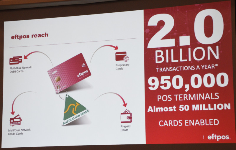 EFTPOS slide 1 2 billion transactions
