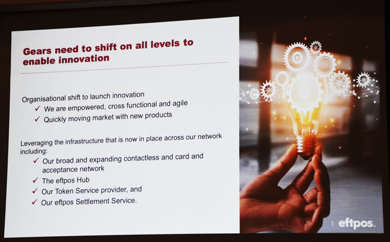 EFTPOS slide 3 New innovations