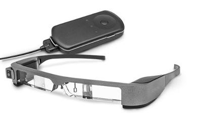 Epson BT 300 Glasses
