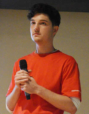 Matt from Microsoft