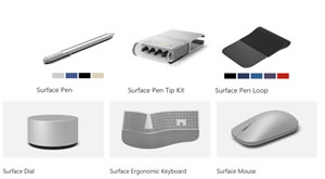 Surface Studio Accessorises