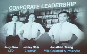oct 61ASUS Slide 4 showing Corporation founders
