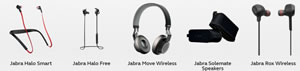 Jabra Music headsets